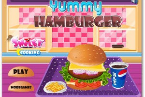 yummy-hamburger